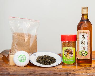 Zhulu tea, tea seed oil, tea seed powder