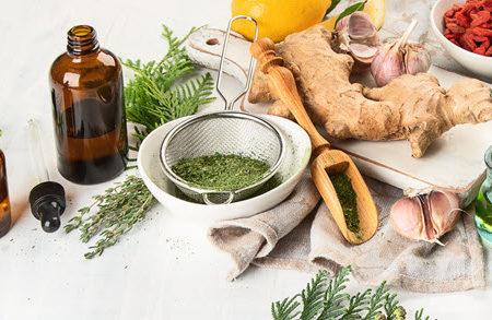 Medicinal Herbals