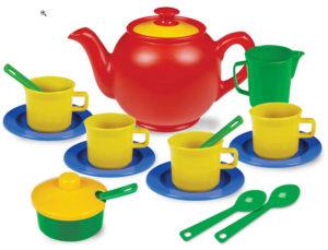 Kidzlane Tea Set