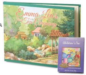 Emma Lea First Tea Ceremony