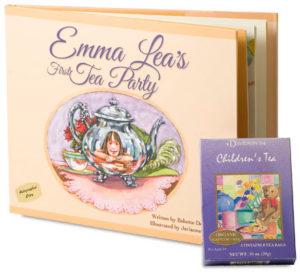 Emma Lea First Tea Party