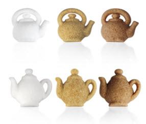 Tea Pot Sugar Cubes