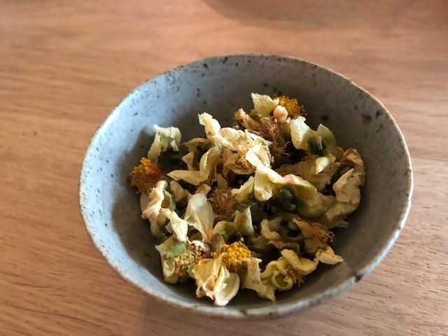 Camelia Sinensis Flower Tea. A rarity!
