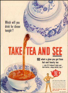 Take Tea and See