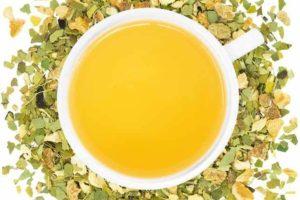 Full Leaf Tea Lemon Ginger Mate