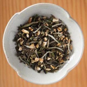 Flying Bird Botanicals | White Lemon Ginger Tea