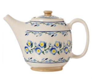 Nicholas Mosse| Forget Me Not Teapot