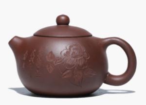 Goutte de thé | Peonies tea pot