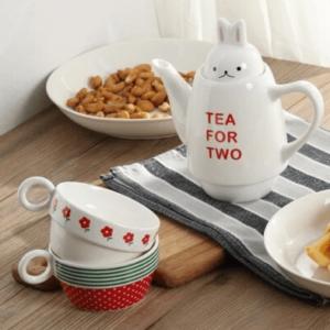 Théières du monde   Tea for two set