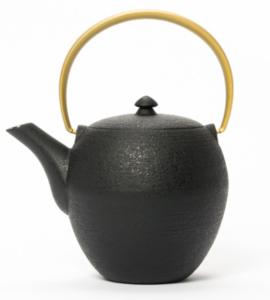 Wazuqu Enamel Teapot