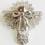 Teaspoon Angel Pin