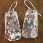 Vintage Teaspoon Earrings