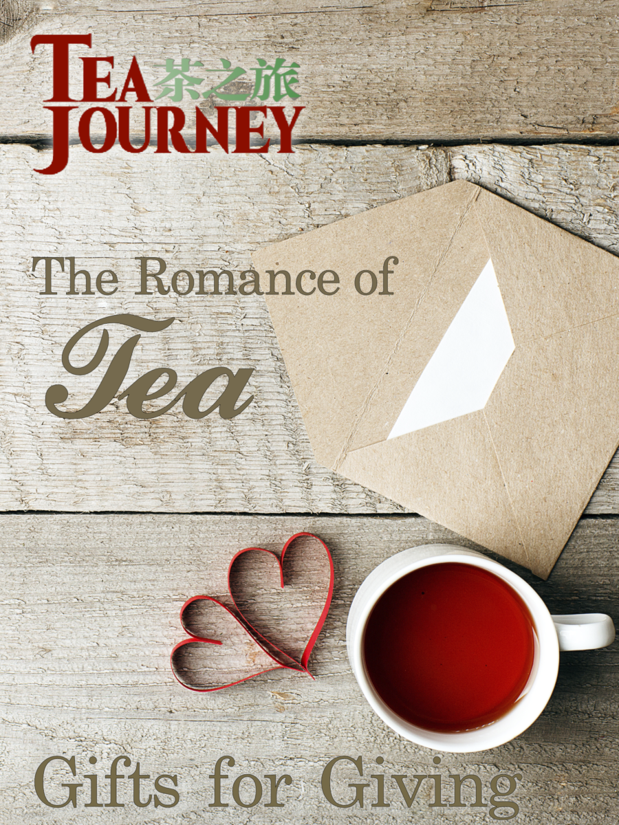 The Romance of Tea issue