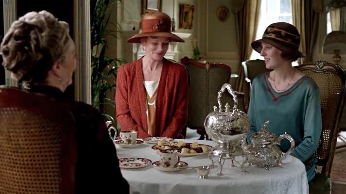 Downton Abbey Tea