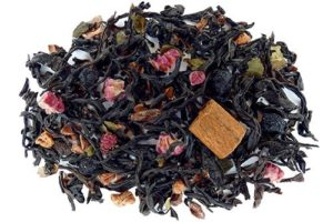 Fusion Teas | Chocolate Dipped Raspberry Black Tea