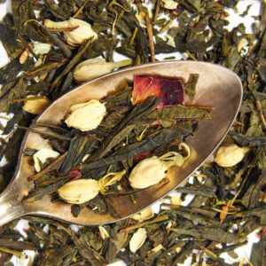 Plum Deluxe | Garden Grove Green Tea