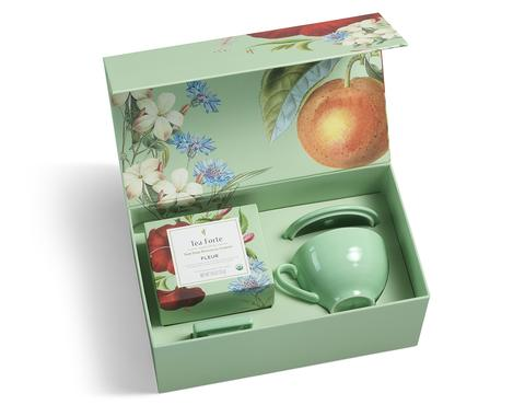 Tea Forte Fleur Gift Set