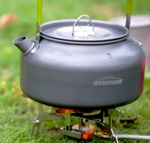 Overmont | Camping Kettle