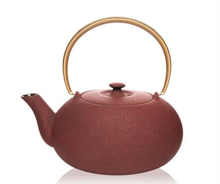 Palais des thés | Cast-Iron Fuku Teapot